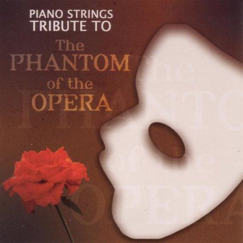 Piano Strings Tribute to The Phantom of the Opera