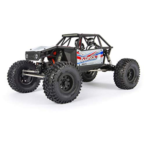 Axial Capra 1.9 Unlimited 4WD RC Trail Buggy Rock Crawler Unassembled Chassis Kit (Radio, Battery, Charger, Electronics Sold Separately): 1/10 Scale, AXI03004