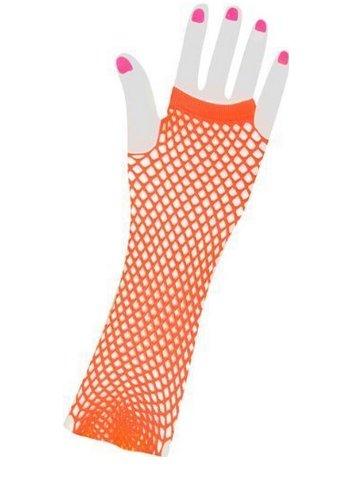 1980' (Orange Jumpsuit Womens Costume)