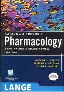 Buy katzung trevors pharmacology examination and board review lange katzung trevors pharmacology examination and board review fandeluxe Choice Image