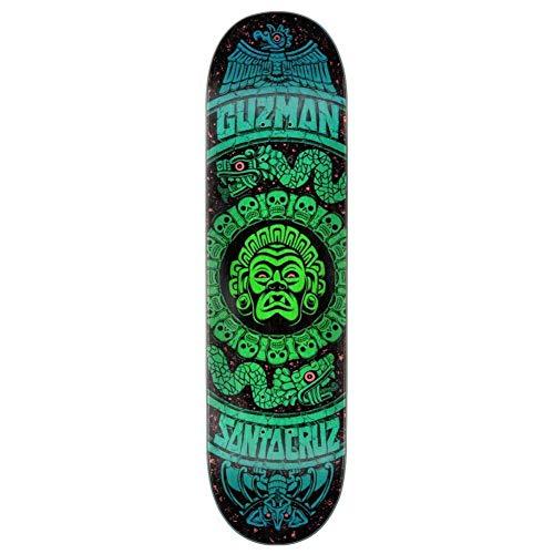 Santa Cruz Skateboard Deck Guzman Rad Temple Powerply 8.27