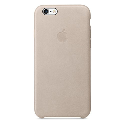 Apple OEM Leather Case - for iPhone 6 / 6s - Rose Gray (New)