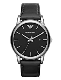 Armani Luigi Black Watch AR1692