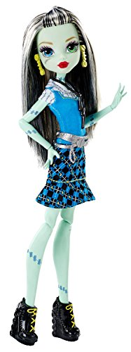 Monster High First Day of School Frankie Stein Doll (Characters From Monster High)