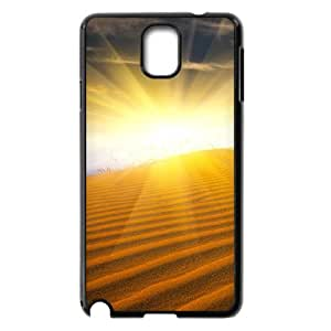 YCHZH Phone case Of Desert Sunset Cover Case For samsung galaxy note 3 N9000