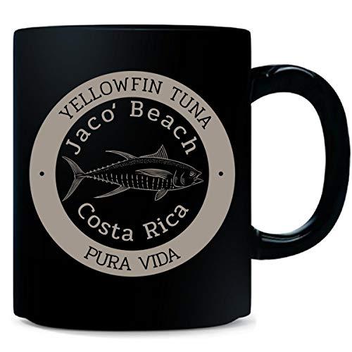 Jaco Costa Rica Sportfishing Yellowfin Tuna - Mug