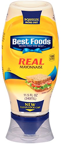 Best Foods Mayonnaise Squeeze Ounce product image