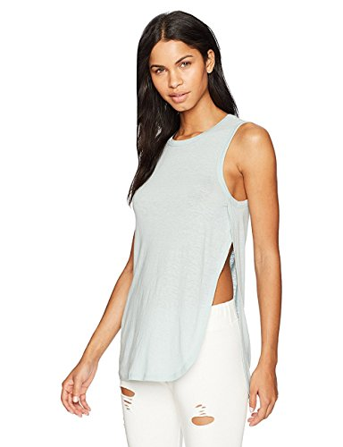 The Luna Coalition Women's Linen Lil Muscle Tank