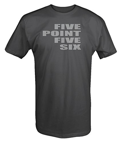 Price comparison product image Stealth - 5.56 Five Point Five Six AR15 Rifle Ammo Gun T shirt - 5XL