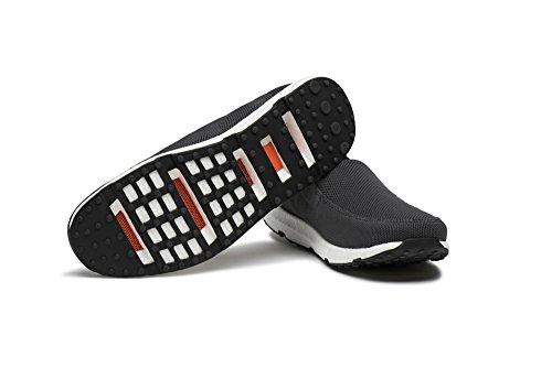 Svømmer Menns Bris Spranget Strikk Loafers For Basseng, Strand Og All-around Komfort - Swimsify Sommeren Grå
