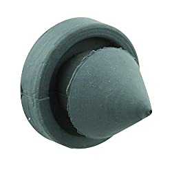 Prime-Line Products J 4566 Door Stop Silencers, Gray Rubber,(Pack of 100)