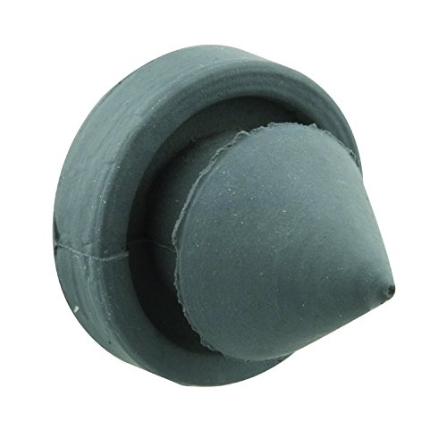 Prime-Line Products J 4566 Door Stop Silencers, Gray Rubber,(Pack of 100) ()