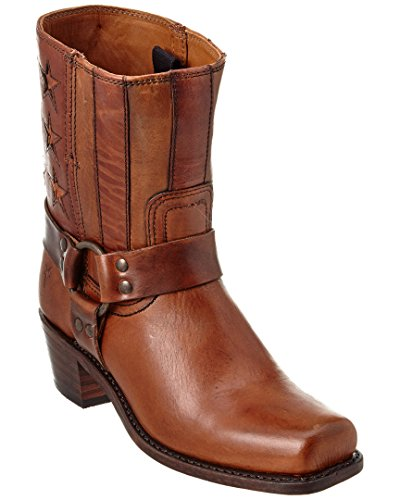 Ladies Harness Boots - 6