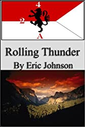 2-4 Cavalry Book 7: Rolling Thunder (Military Scifi)