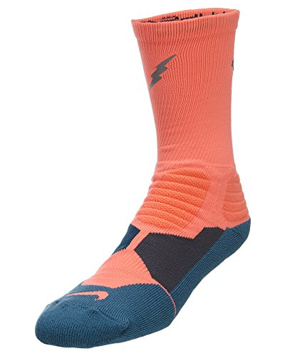 Nike Hyper Elite KD Basketball Socken X Large (Größe 12–15