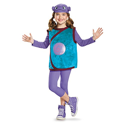 Oh Deluxe Costume, X-Small (3T-4T)