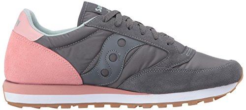 Pink Jazz Originals Men's Saucony Charcoal Sneaker Original zFgpqw