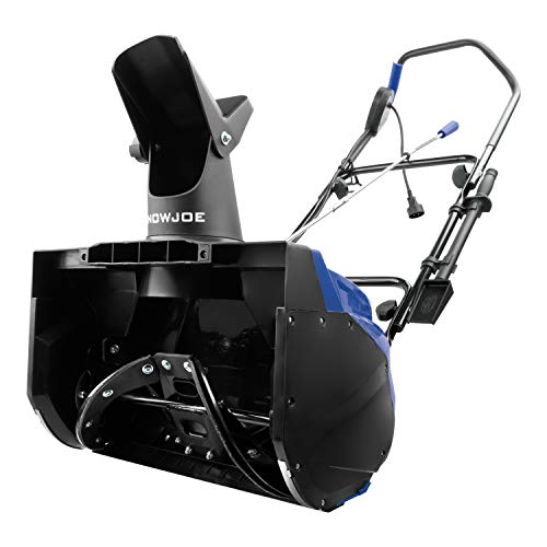 Snow Joe SJ622E Electric Single Stage Snow Thrower | 18-Inch | 15 Amp ()