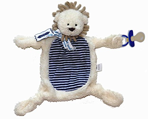 Mud Pie Baby Boy Layette Pacy Cuddler (Lion)