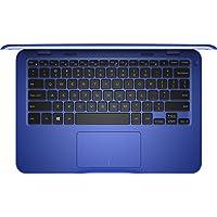 Dell Inspiron 2016 Model 11.6-inch HD Laptop Premium High Performance | Intel Dual-Core | 2GB RAM | 32GB SSD | Bluetooth | WiFi | Windows 10 (Blue)