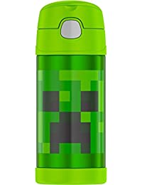 Thermos Minecraft 12 oz FUNtainer Bottle - Green