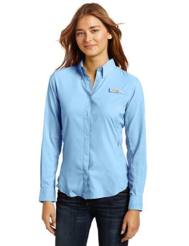Columbia Womens Tamiami Long Sleeve Shirt