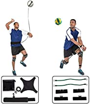 HoDrme 2 Sets of Volleyball Training Aid: Great Trainer for Solo Practice of Serving Tosses, Arm Swings and Pa