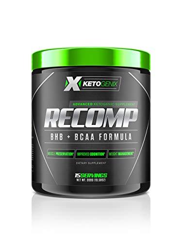 Ketogenix Recomp BHB+BCAA