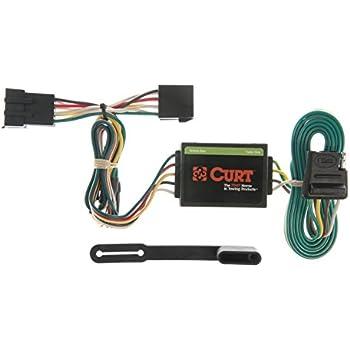 41 JIxD%2BGFL._SL500_AC_SS350_ amazon com curt 55354 custom wiring harness automotive Curt 7 Pin Wiring Harness at bayanpartner.co