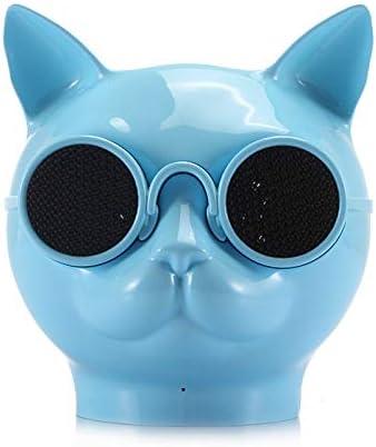 RONSHIN Portable Bluetooth Speakers,Fashion Waterproof Mini Bluetooth Speaker Light Blue