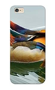 8170ec31626 Artistgirl Mandarin Duck Durable Iphone 6 Plus Tpu Flexible Soft Case With Design