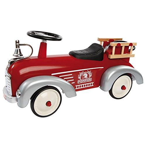 Retro Rutscher - Baghera Speedster Feuerwehr