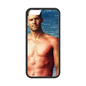 "VNCASE Paul Walker Phone Case For iPhone 6 Plus (5.5"") [Pattern-1]"