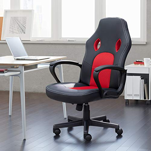Furmax Office Chair Leather Desk Gaming Chair