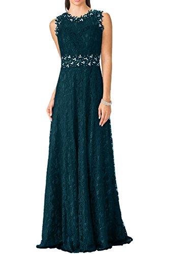 La mit mia Etuikleider Brautmutterkleider Blau Spitze Ballkleider Meerjungfrau Trumpet Langes Weinrot Tinte Abendkleider Braut wnAqrwxB