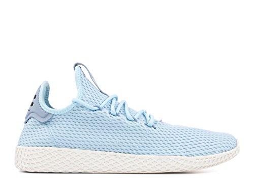 Adidas Menns Pharrell Williams Tennis Hu Atletisk Sko Isblå / Taktile Blå