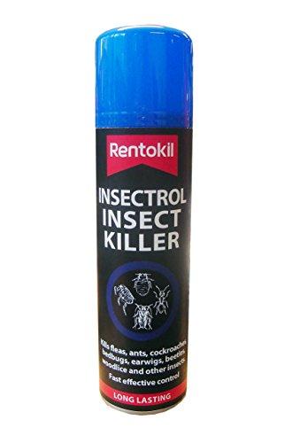 Rentokil RKLPS136 Insectrol Insect Killer 250ml Aerosol