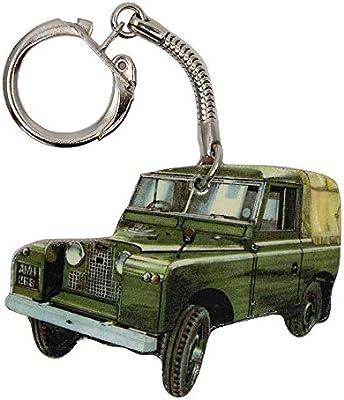Land Rover Series 2 Llavero - WT5K: Amazon.es: Hogar