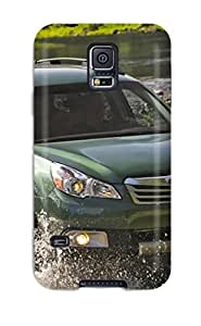 New Style Tpu S5 Protective Case Cover/ Galaxy Case - Subaru Outbacks 4