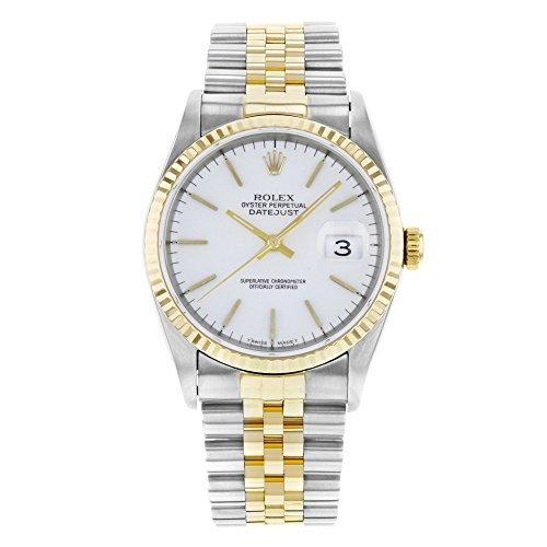 Rolex Datejust Automatic-self-Wind Male Watch 116233 (Certified (Pre Owned Mens Rolex)