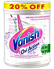Vanish Stain Remover Oxi Action Powder for Whites, 450 gm
