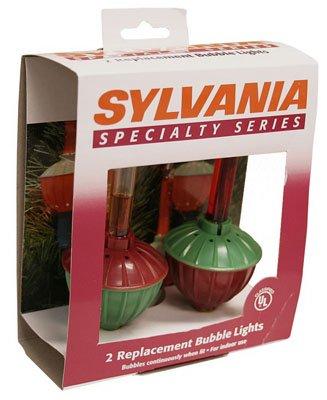Sylvania V10002 88 2 Pack C7 Traditional Bubble Light