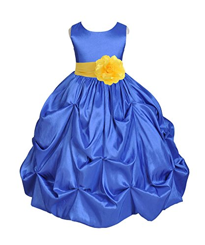 Buy junior bridesmaid bubble dresses - 9