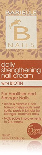 Barielle Nails Daily Strengthening Nail Cream -
