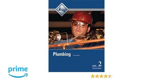 nccer plumb level 2 train guide 4 4th edition nccer rh amazon com