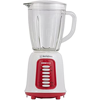 Westinghouse WBL10GA Select Series 10 Speed Blender with 6.3 Cup / 1.5L Glass Jar