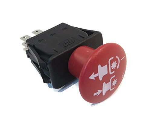 The ROP Shop PTO Switch for Dixon 539101768, 539117238, 539129512, 5961 Encore 523030, 523031 ()