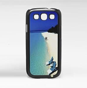 Beachside Vacation Hard Snap on Phone Case (Galaxy s3 sIII)
