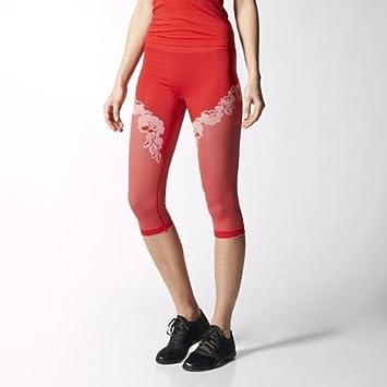 adidas par Stella McCartney de Yoga pour Femme sans Coutures 3 4 Collants  (S87807 25df25de9fe