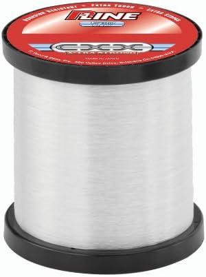 p-line cxx-xtra強力なクリスタルクリア釣りライン(バルクスプール)